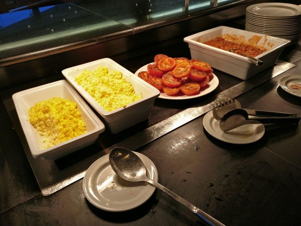Hilton Belfast Breakfast
