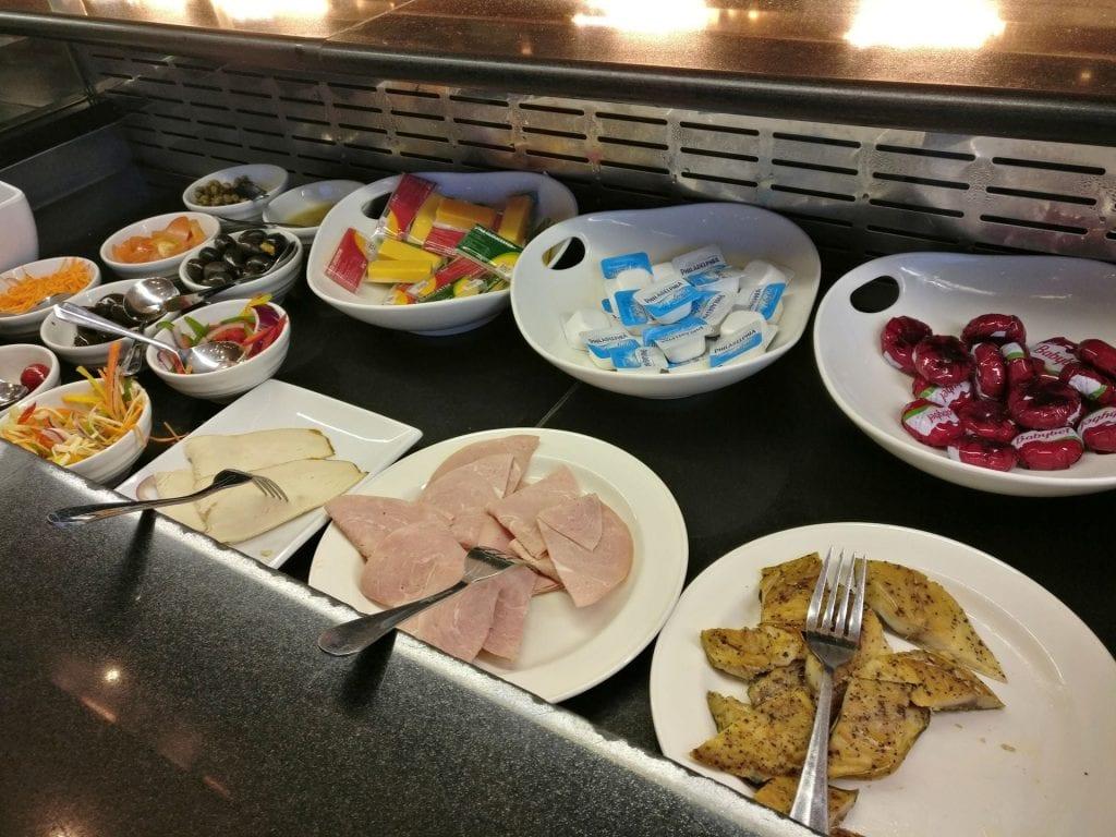 Hilton Belfast Breakfast 4
