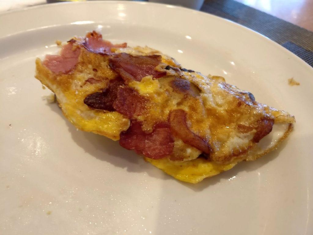 Hilton Belfast Breakfast 6