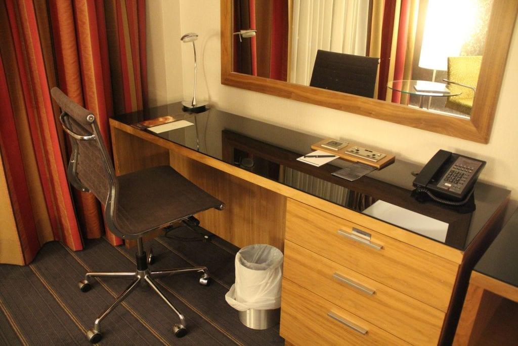 Hilton Belfast Executive Room 5