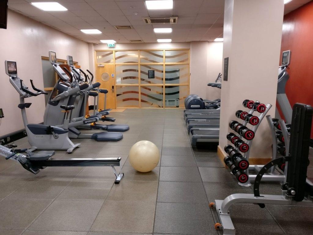 Hilton Belfast Gym 3
