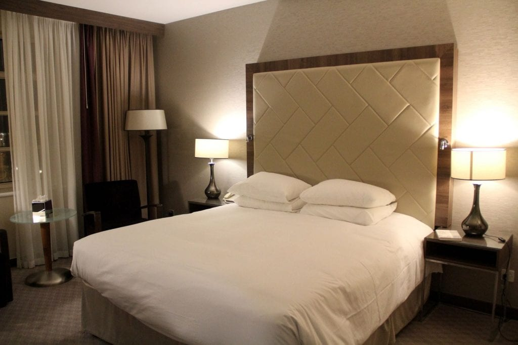 Hilton Cardiff Executive Room 2