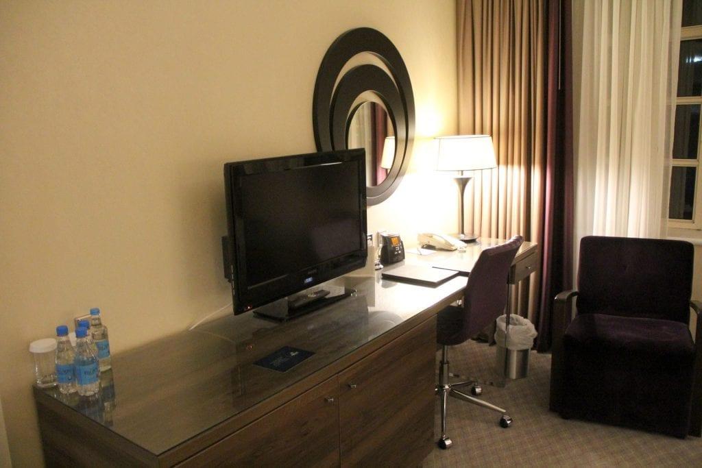 Hilton Cardiff Executive Room 4