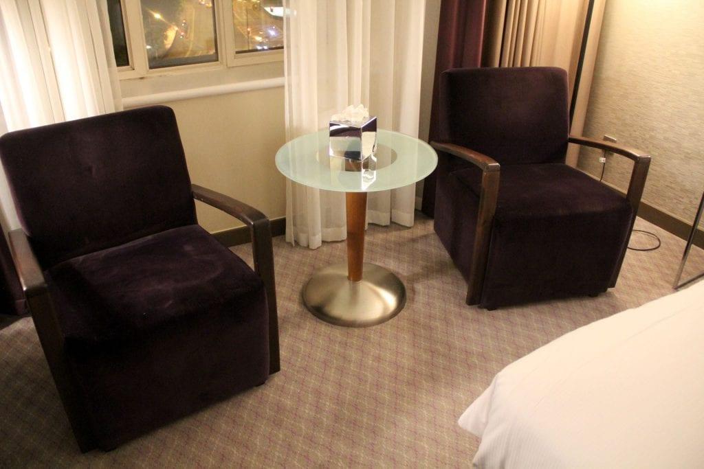 Hilton Cardiff Executive Room 6