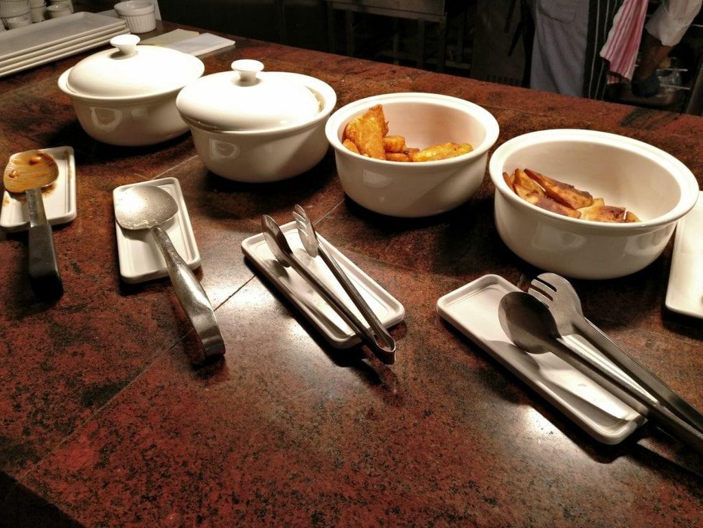 Hilton Cardiff Frühstück