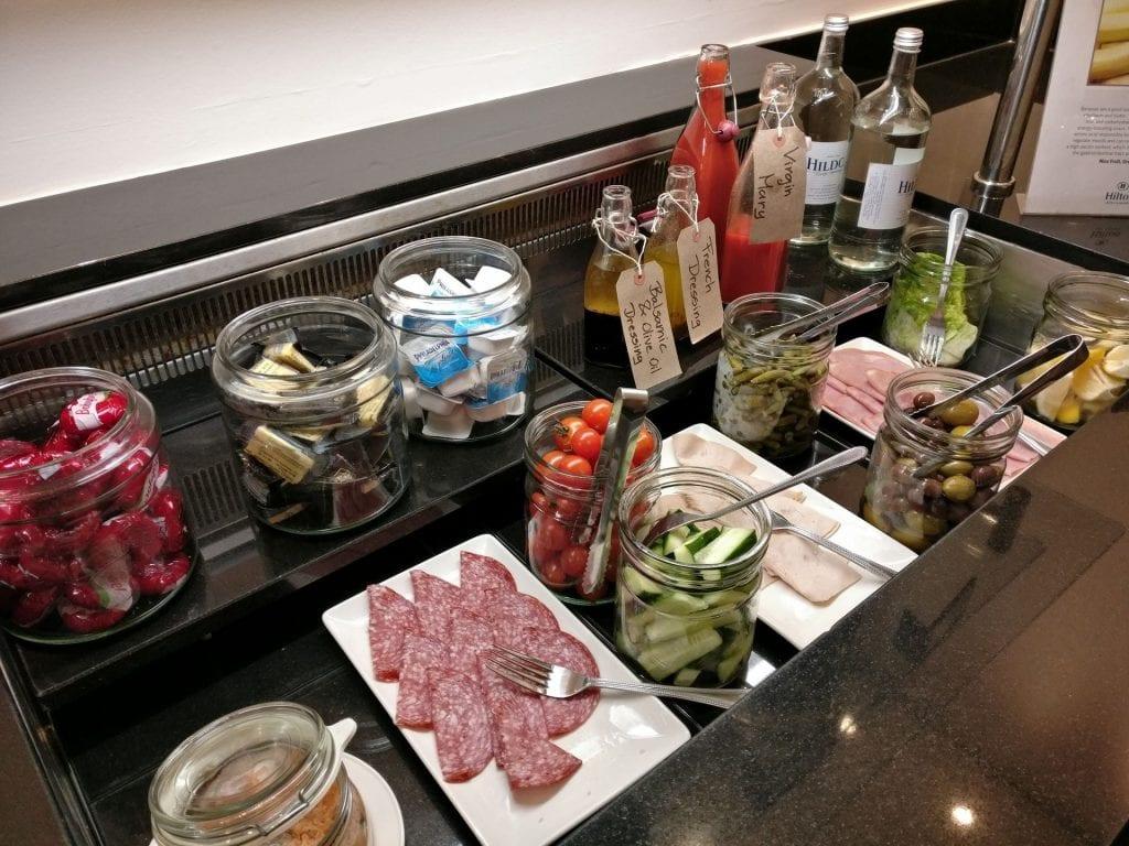 Hilton Cardiff Frühstück 4