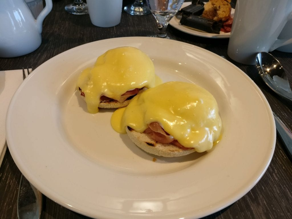 Hilton Cardiff Frühstück 5