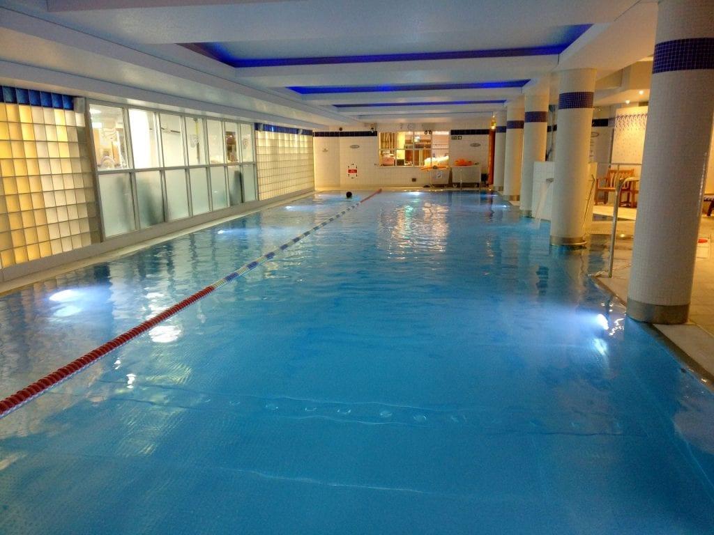 Hilton Cardiff Pool 2