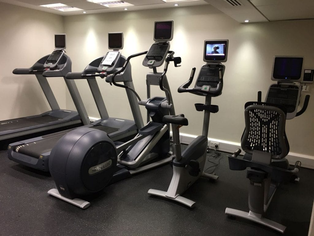 Hilton Garden Inn Birmingham Brindleyplace Fitness