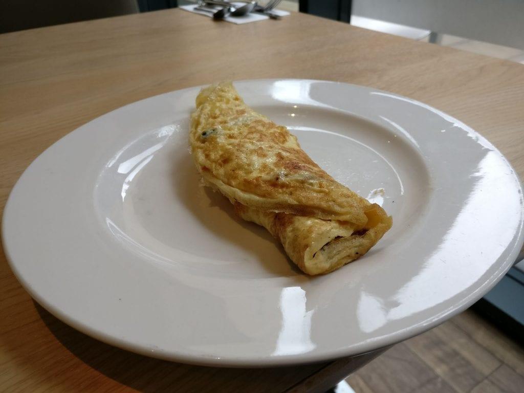 Hilton Garden Inn Birmingham Brindleyplace Frühstück 5