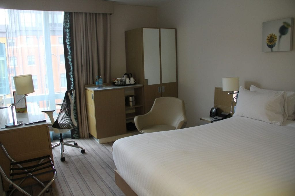 Hilton Garden Inn Birmingham Brindleyplace King Evolution Room 7