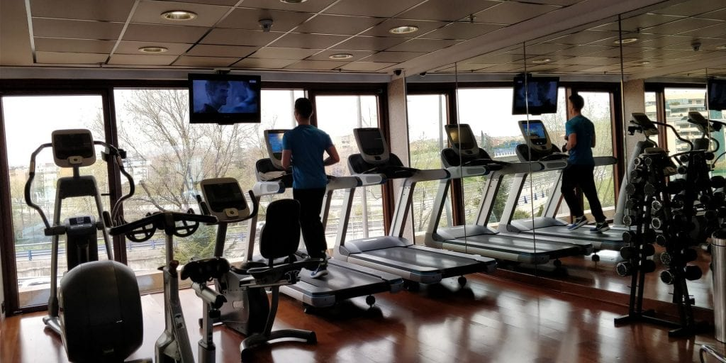 Hilton Madrid Airport Fitness