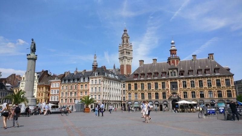 Lille Frankreich