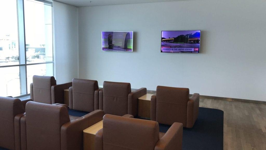 Lufthansa Senator Lounge Frankfurt Terminal 1B – Sitz 3