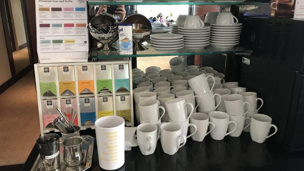 LuxxLounge Frankfurt Tee