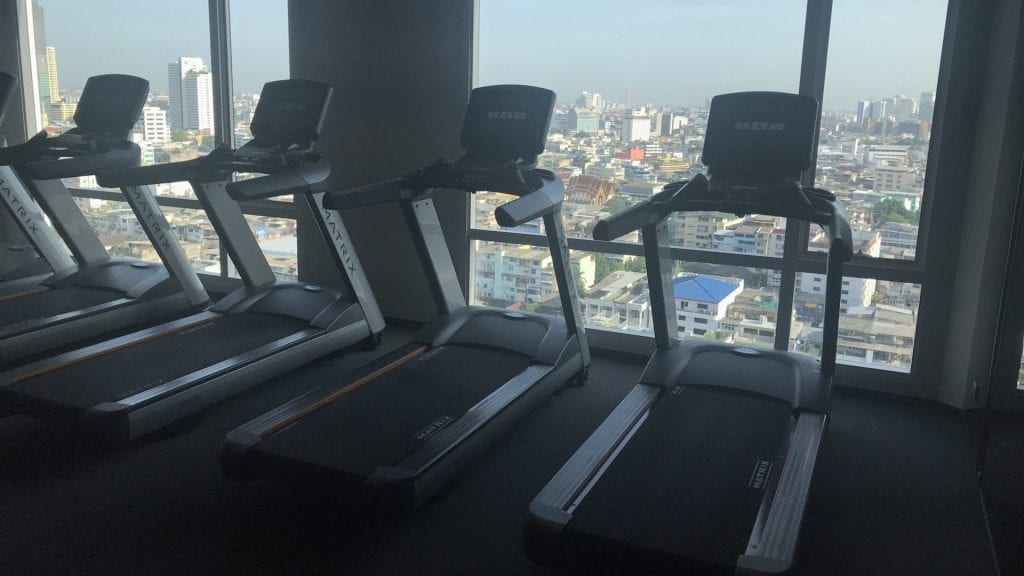 Marriott Bangkok The Surawongse – Fitness 3
