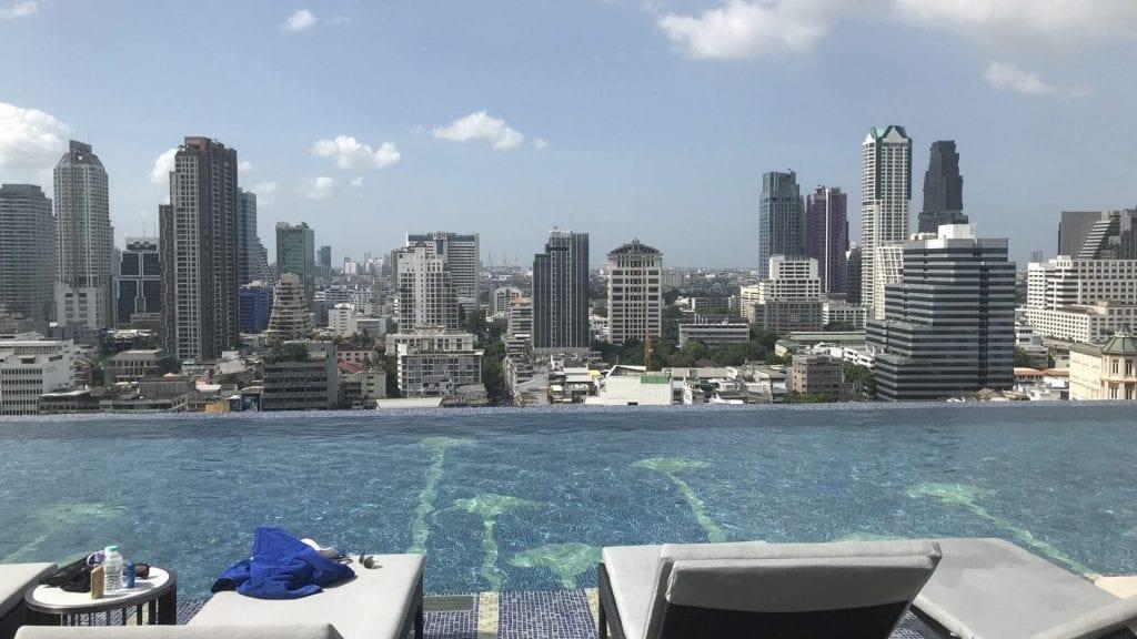 Marriott Bangkok The Surawongse – Pool 1