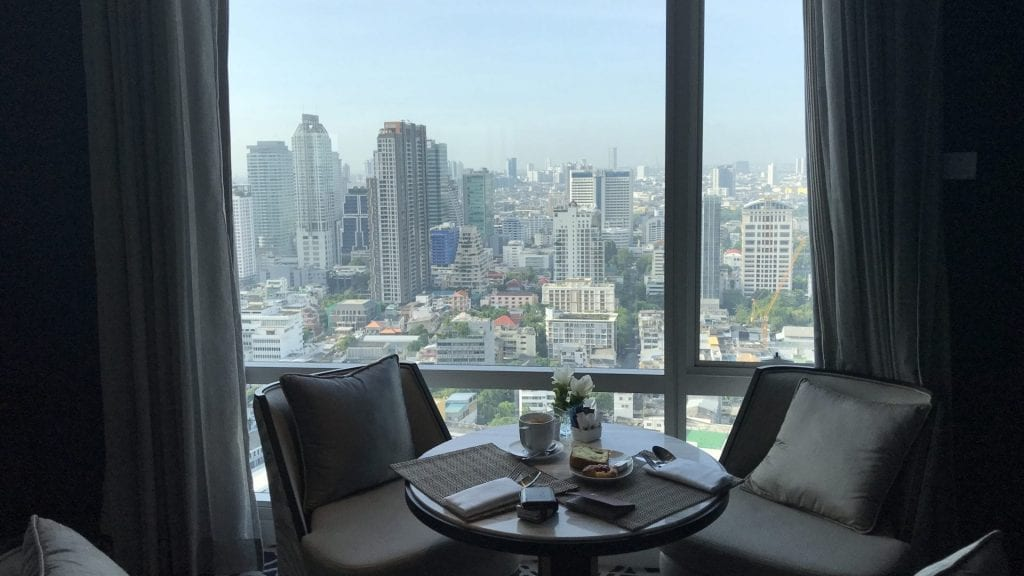Marriott Bangkok The Surawongse – Zimmer 2