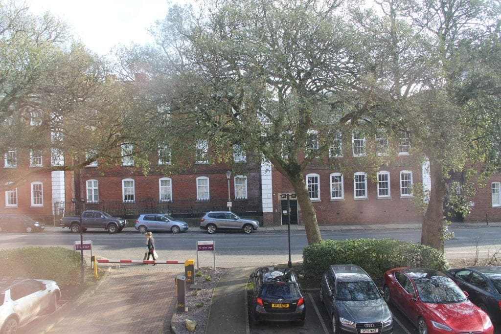 Mercure Exeter Southgate Privilege Room View