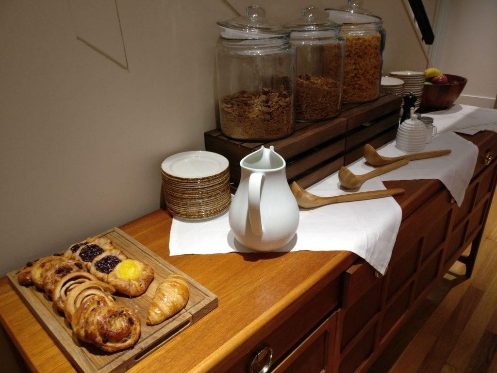 Mount Haven Hotel Marazion Breakfast 2