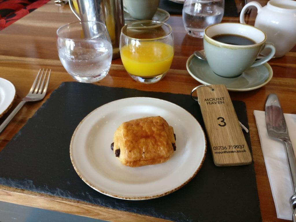 Mount Haven Hotel Marazion Breakfast 5