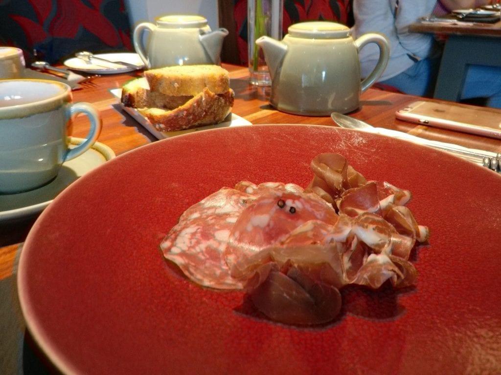 Mount Haven Hotel Marazion Breakfast 7