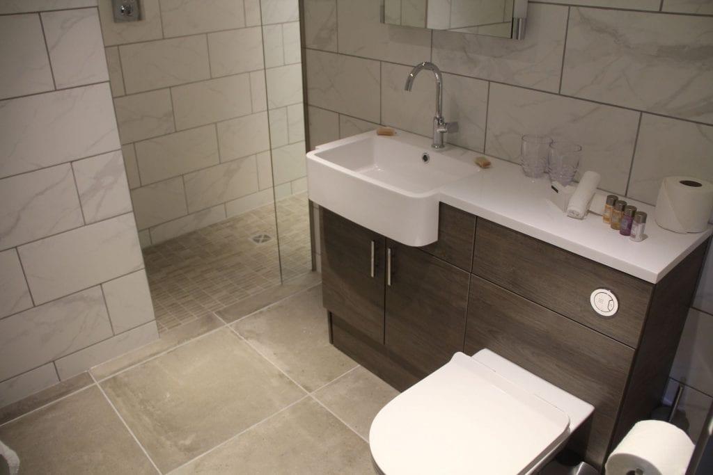 Mount Haven Hotel Marazion Garden Heaven Bathroom