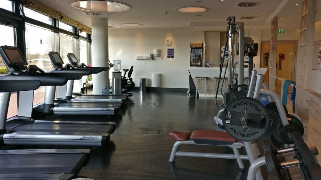 Radisson Blu Hamburg Fitness 2