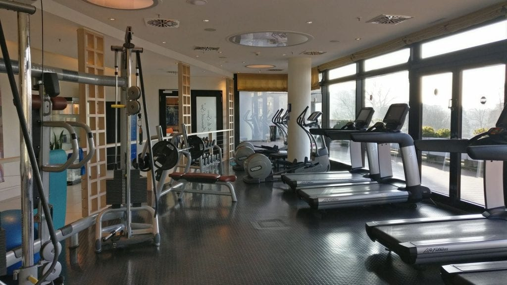 Radisson Blu Hamburg Fitness 3