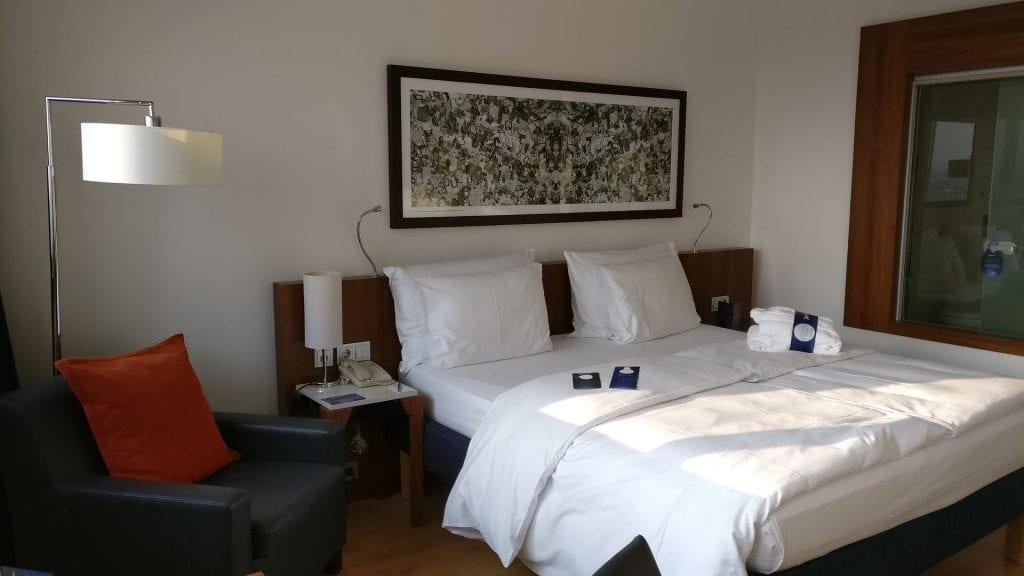Radisson Blu Hamburg Zimmer 7
