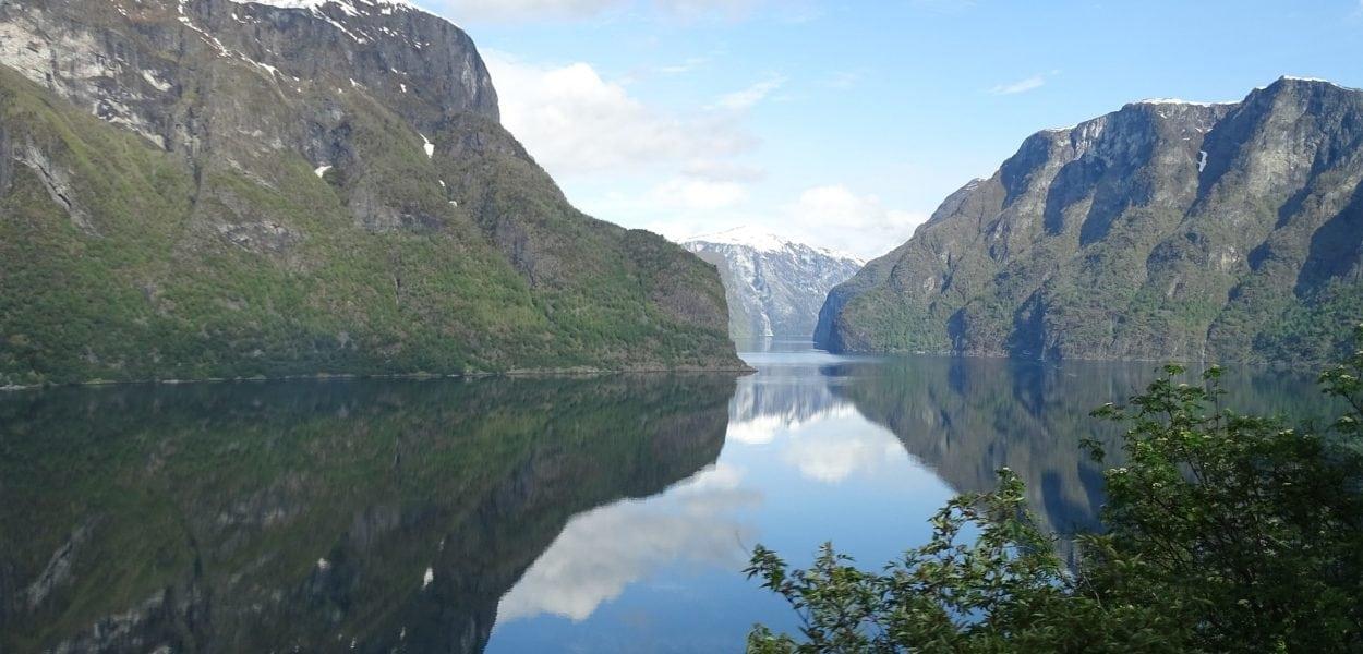 Sognefjord Norwegen