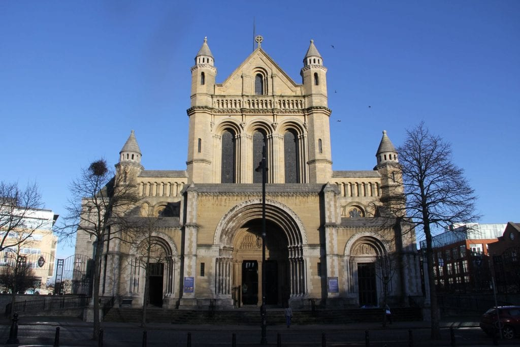 St. Anne's Cathedral Belfast