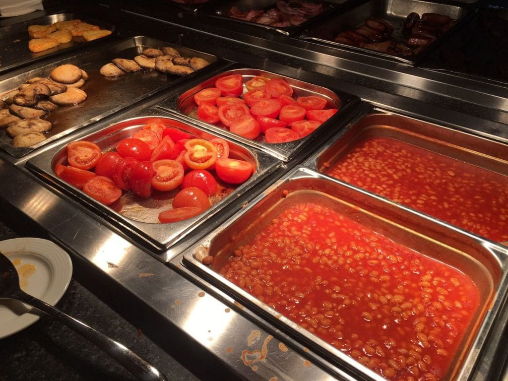 The Imperial Torquay Breakfast 5