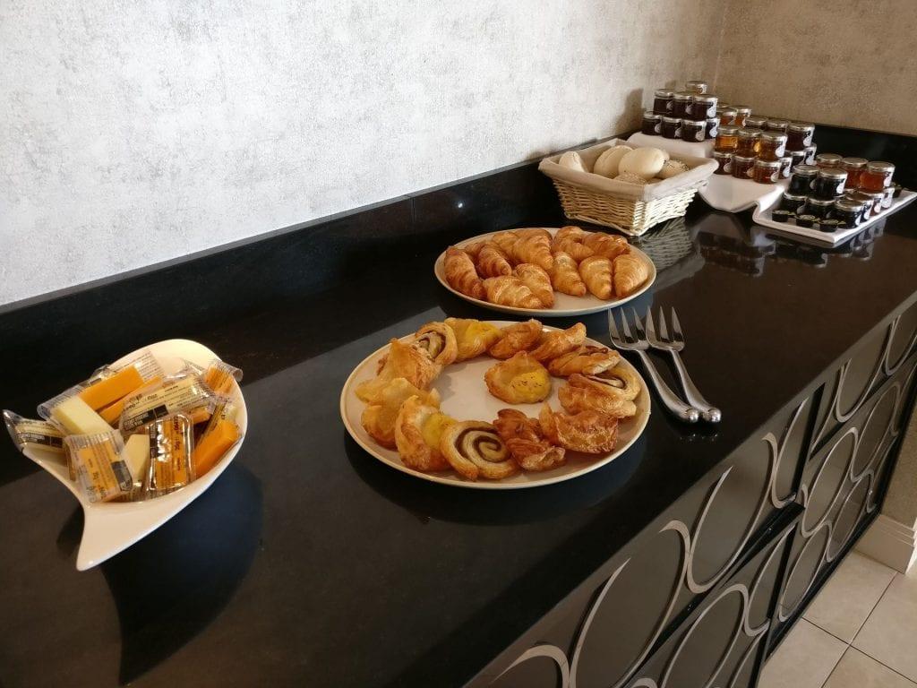 The Llawnroc Hotel Gorran Haven Breakfast