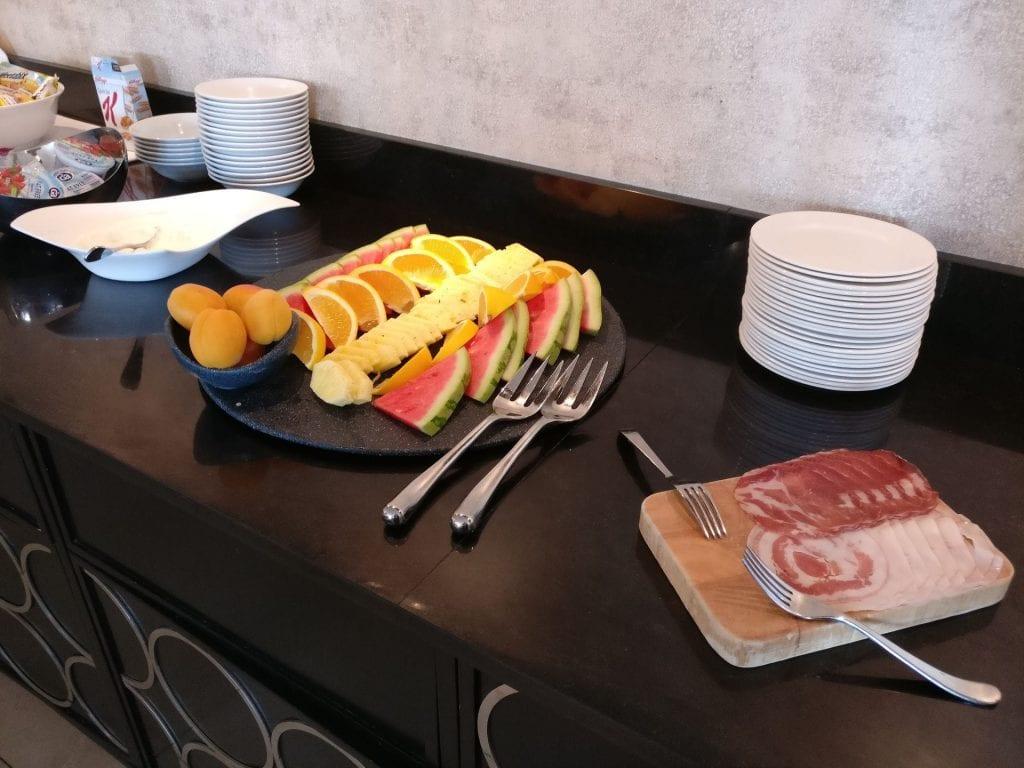 The Llawnroc Hotel Gorran Haven Breakfast 2