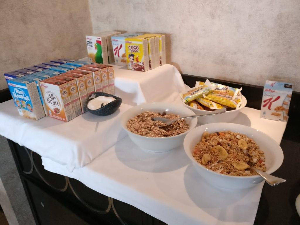 The Llawnroc Hotel Gorran Haven Breakfast 3