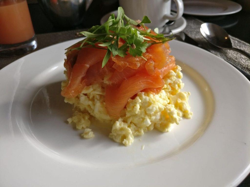 The Llawnroc Hotel Gorran Haven Breakfast 4