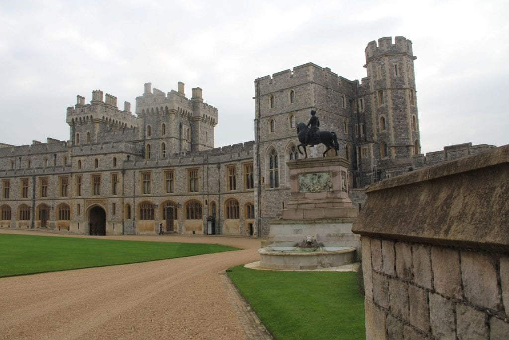 Windsor Castle Semi State Rooms