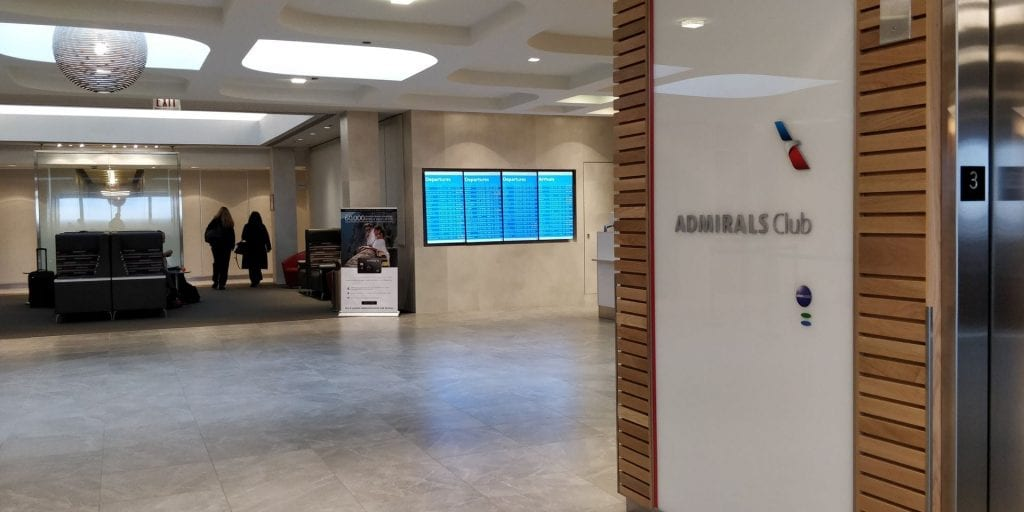 Review American Airlines Admirals Club Chicago Reisetopia