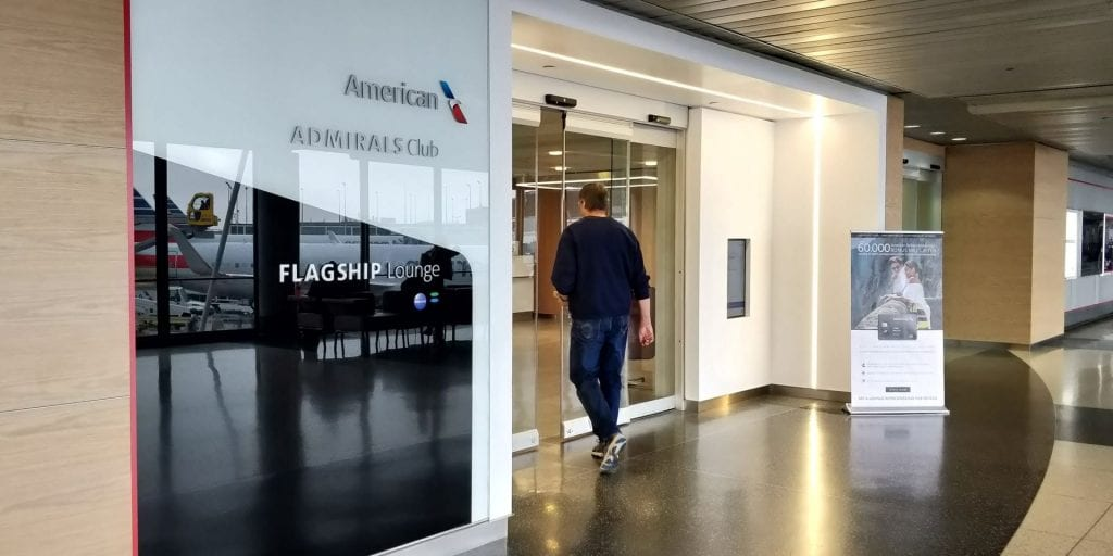 Review American Airlines Flagship Lounge Chicago Reisetopia