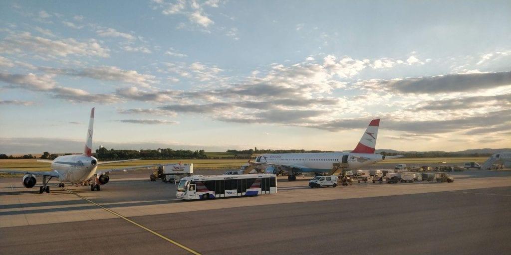 Buchungsklassen Austrian Airlines