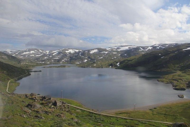 Bergenbahn Norwegen