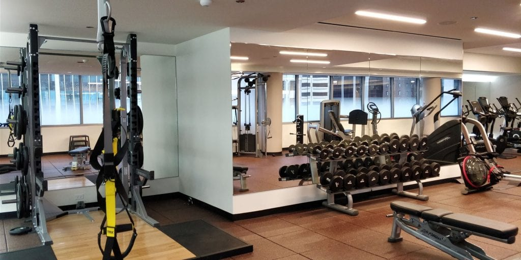 Conrad Chicago Fitness