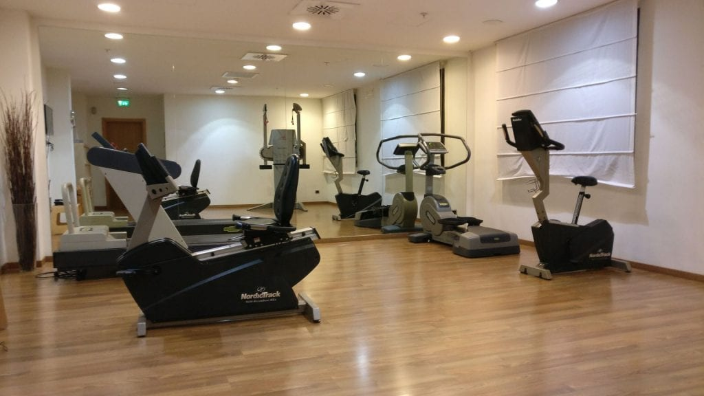 Crowne Plaza Mailand Malpensa Fitness