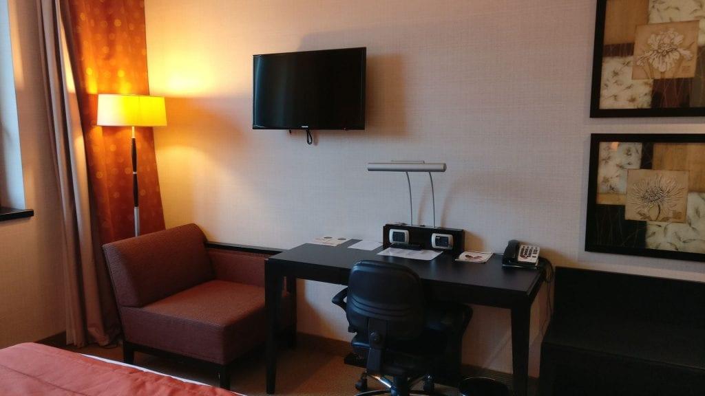 Crowne Plaza Mailand Malpensa Zimmer 4