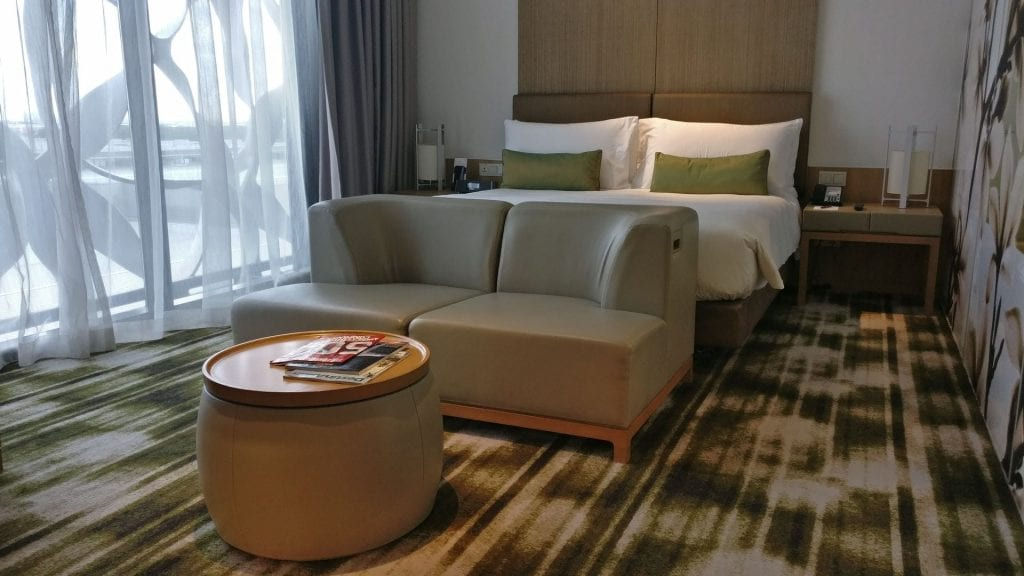Crowne Plaza Singapore Changi
