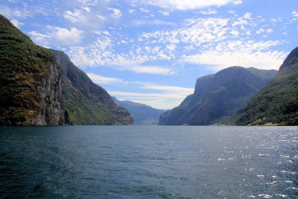 Fjord Cruise Norwegen