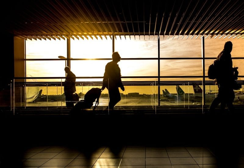 Flughafen Stock