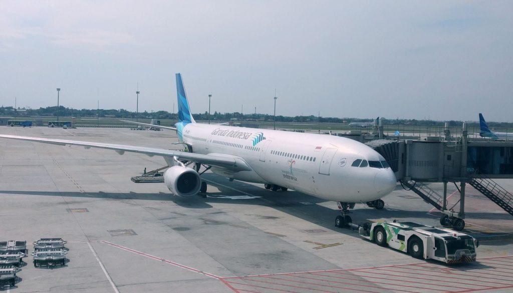 Garuda Indonesia SkyTeam Elite Plus