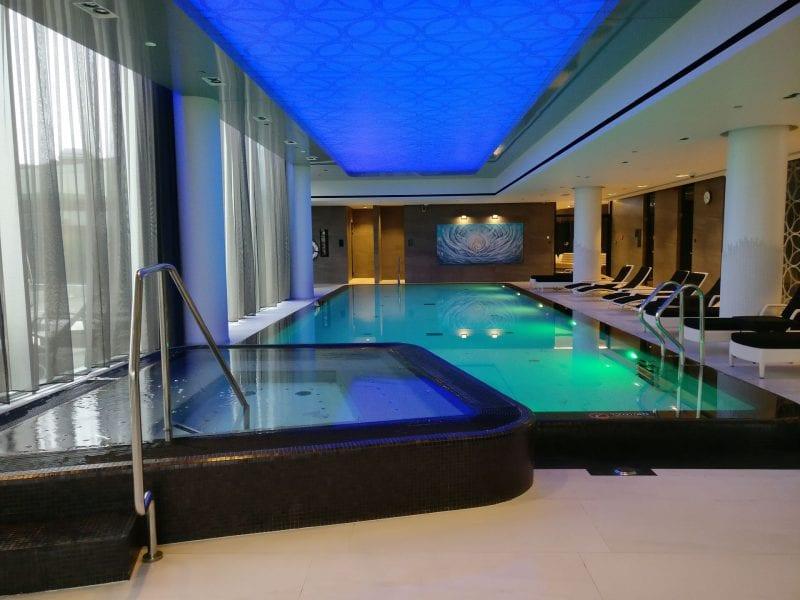 Hilton Tallinn Park Pool 3